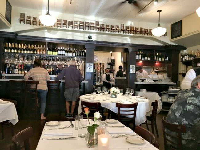what are favorite montecito santa barbara restaurants not to be missed