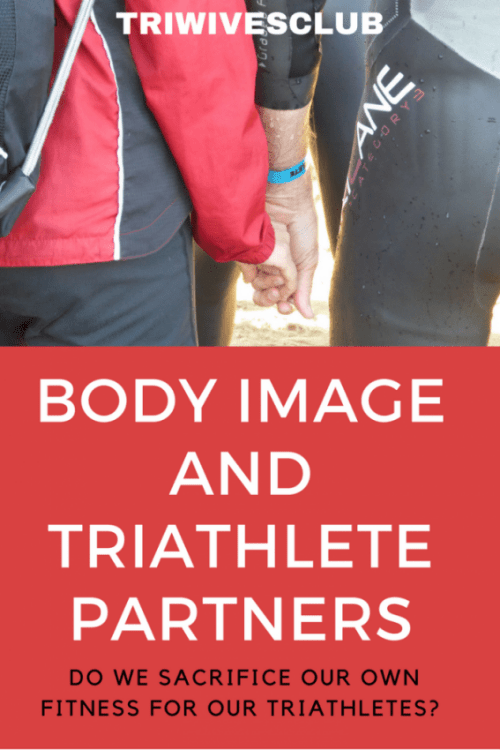 do partners of triathletes have body image issues