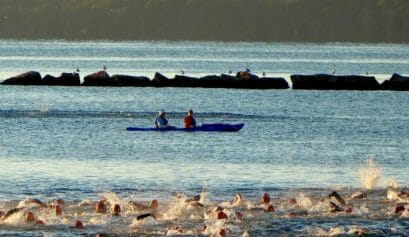 what are a few local triathlons that should be on my next race scheudule