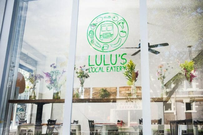 is lulu's local eatery a good vegan option in St. Louis