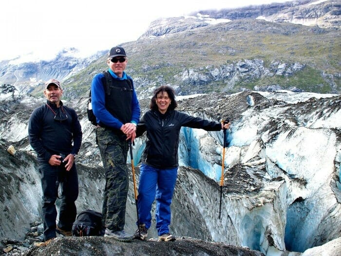 what are reasons to love off-season like hiking in alaska
