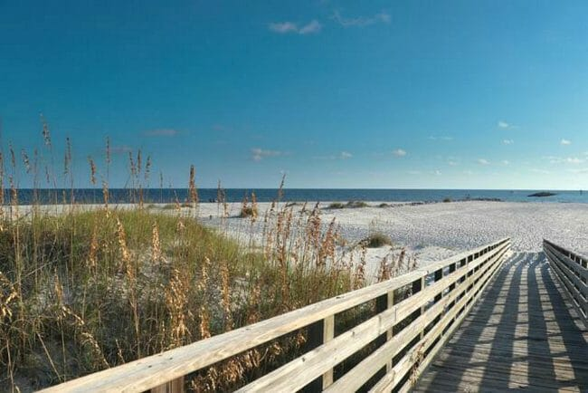 will you find great beaches on a gulf shores vacation