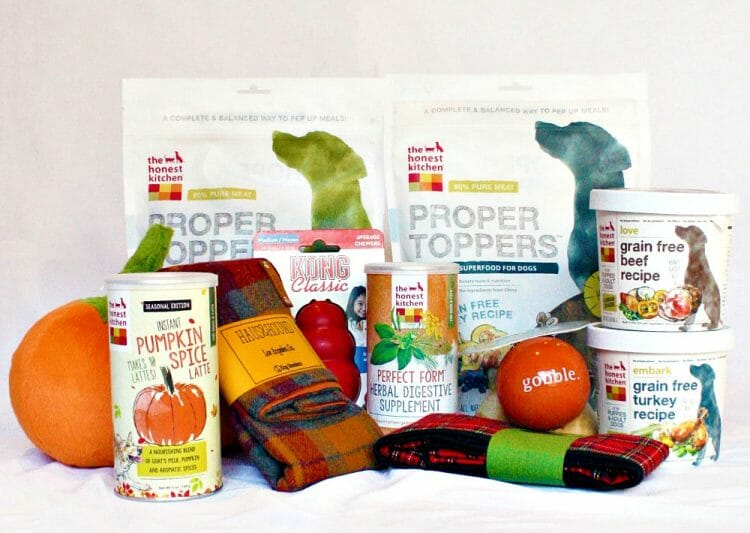 are their fabulous finds in dog food products like honest kitchen