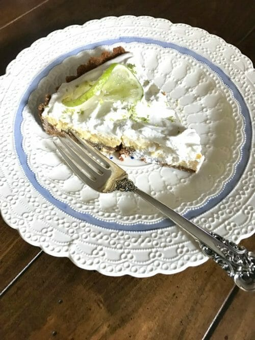 what is an easy and delicious key lime tart recipe
