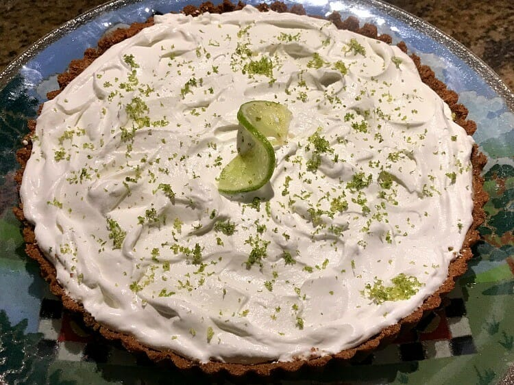 what is a good recipe for key lime pie
