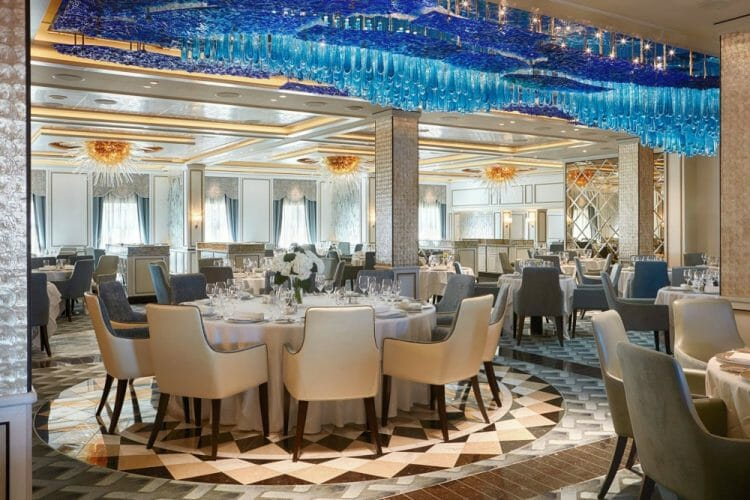 why it's worth it to splurge on a luxury cruise