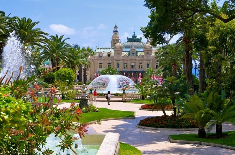 are seeing the gardens one of the must-do's in monaco