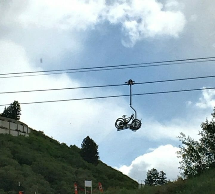 what are some summer activities in deer valley like mountain biking