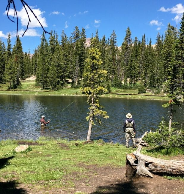 is fishing one of the summer activities in Deer Valley to enjoyy