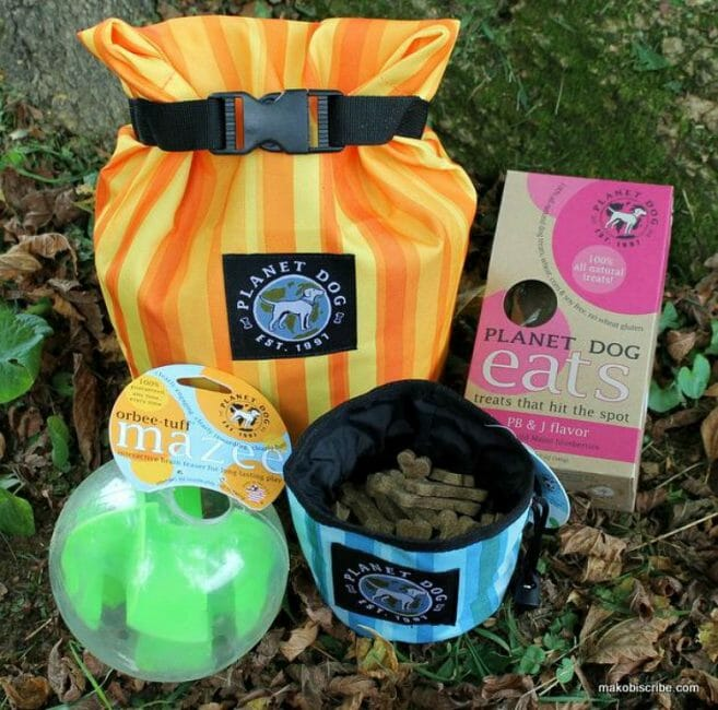 what are some products for pets you'll love like planet dog