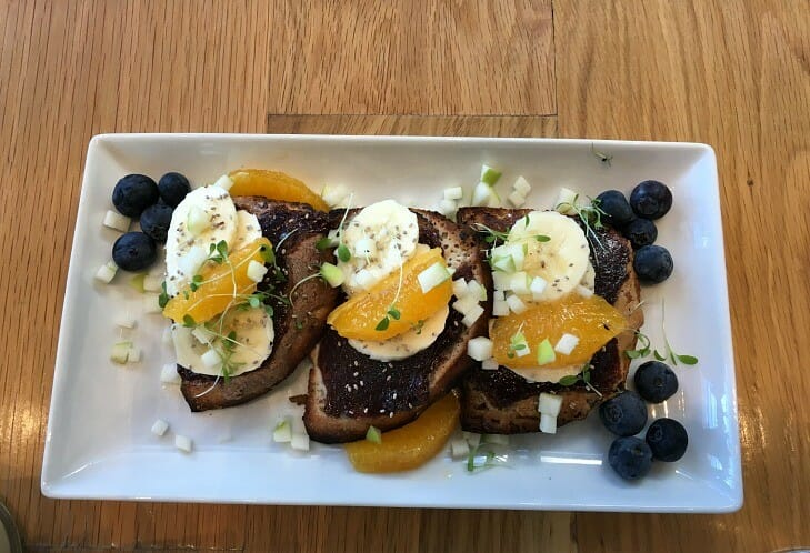 is the living kitchen a not to miss restaurant in Raleigh
