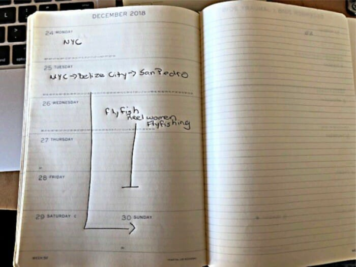 is a calendar book one of the planning tools for the new year you should have