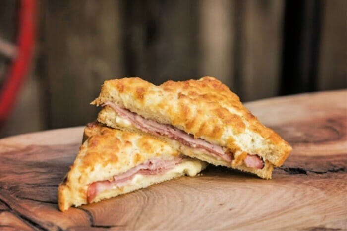 is croque monsieur one of the favorite foodie finds in quebec city