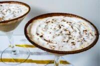 Tis the Season: Gingerbread Eggnog Cocktail Recipe