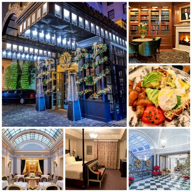 is the jefferson hotel one of the fabulous finds in washington, dc l