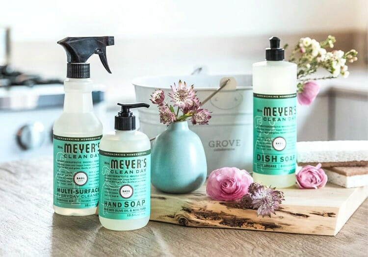 five free products from grove collaborative
