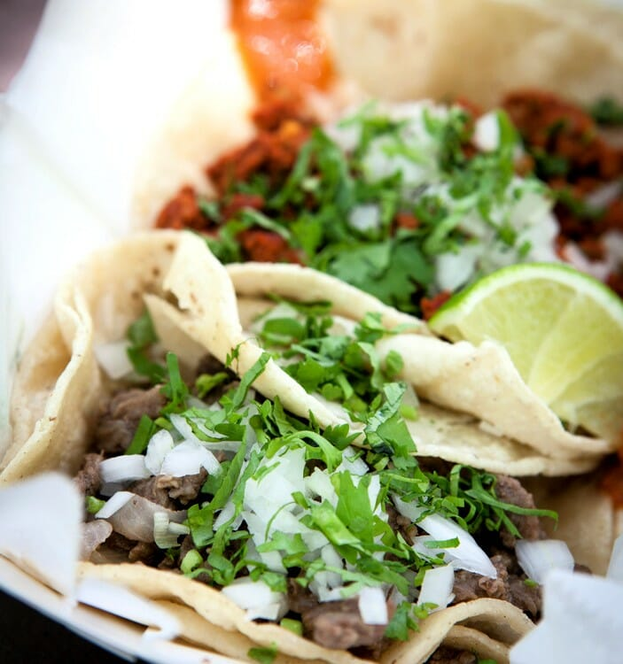 what goes with beef barbacoa instapot tacos