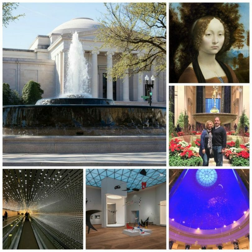 how to spend an art-themed weekend in washington, dc