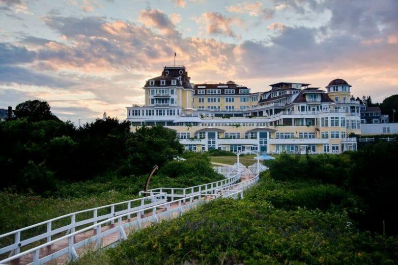 the ocean house resort in rhode island