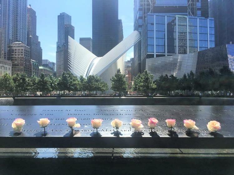 visiting the 9/11 memorial museum
