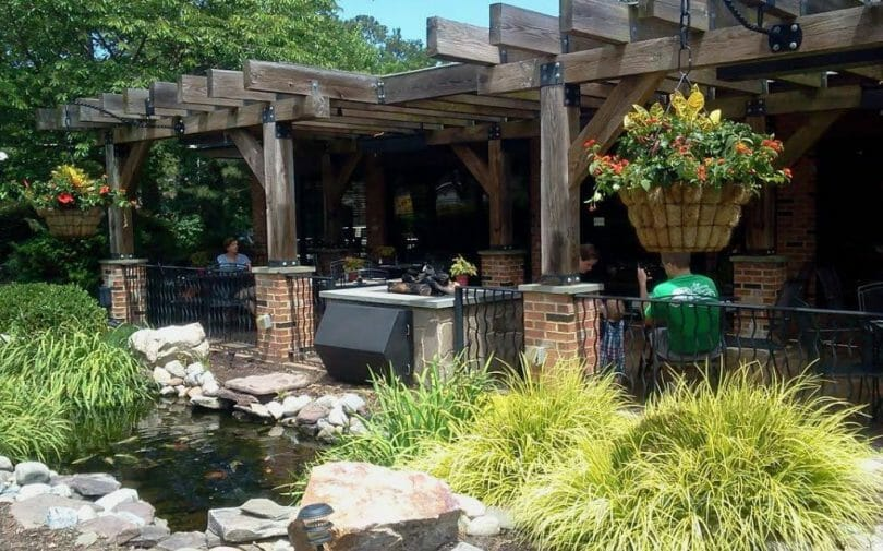 Second Street is one of the good places to eat in williamsburg, virginia