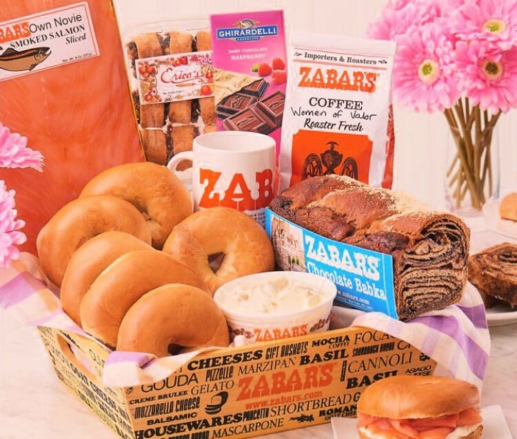 last minute mother's day gifts from Zabar's