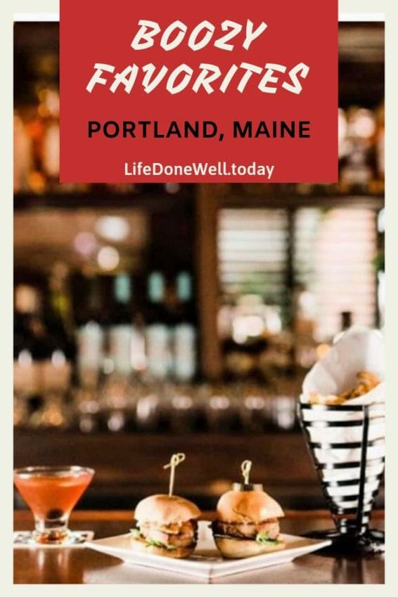 Best Bars in Portland, Maine