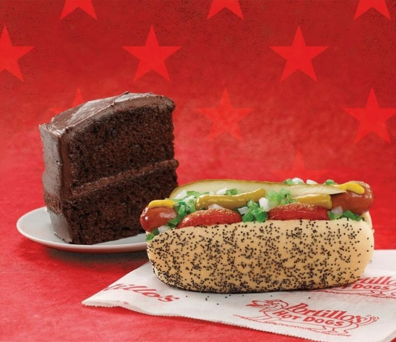 is Portillo's where to eat in Chicago