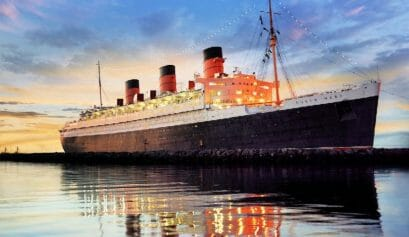 visiting the queen mary in long beach