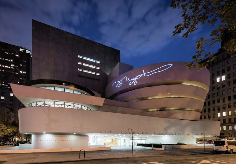 take a virtual experience at the guggenheim for a father's day staycation
