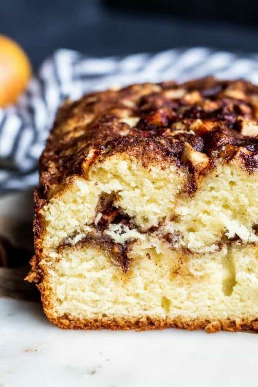 homemade apple cinnamon bread recipe