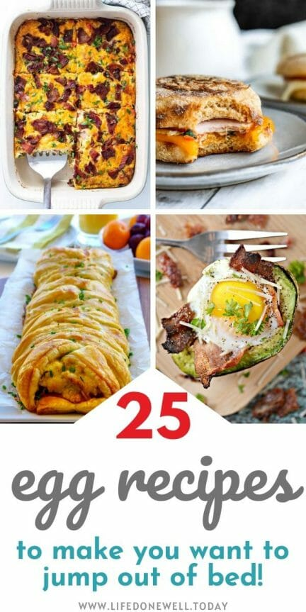 non-boring egg recipes