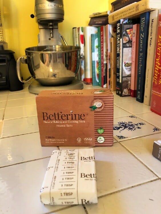 Bett'erine instead of butter