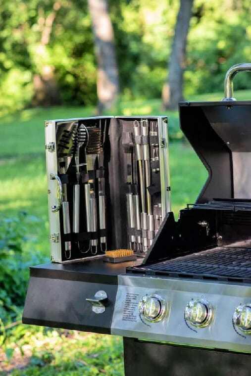 what's a father's day gift idea for a griller
