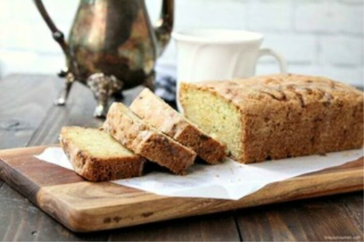 lemon zucchini bread easy and delicious zucchini recipes
