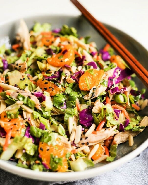 asian chicken salad from the defined dish must order cookbooks