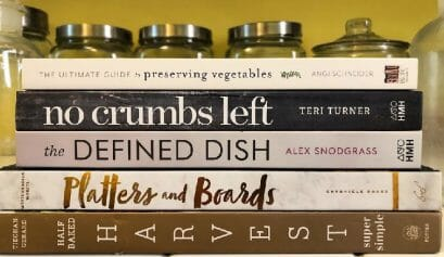 what are some must order cookbooks
