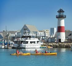 is there a lot to do at the harbor village in oceanside california