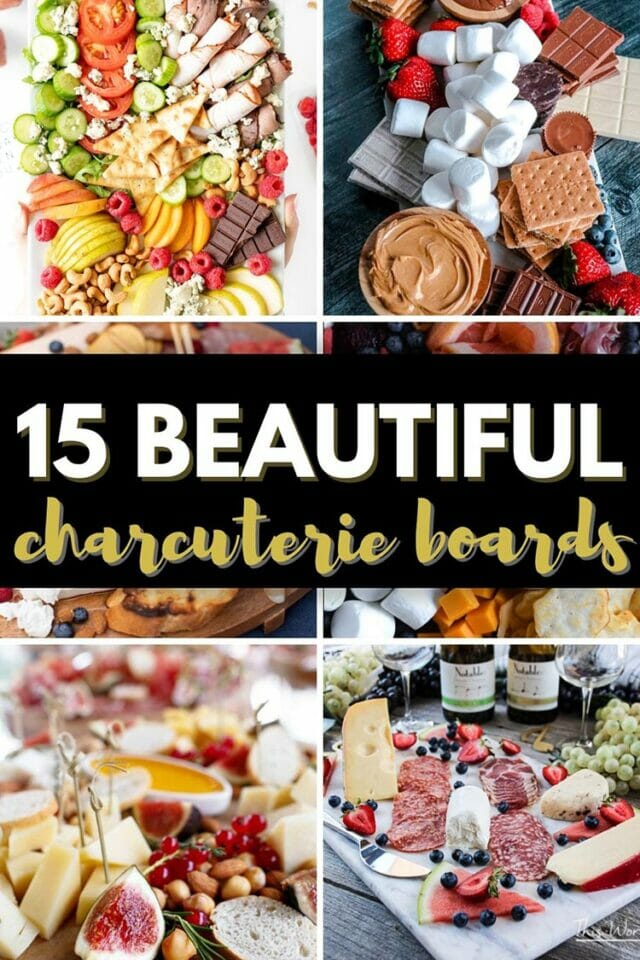 charcuterie boards to make at home