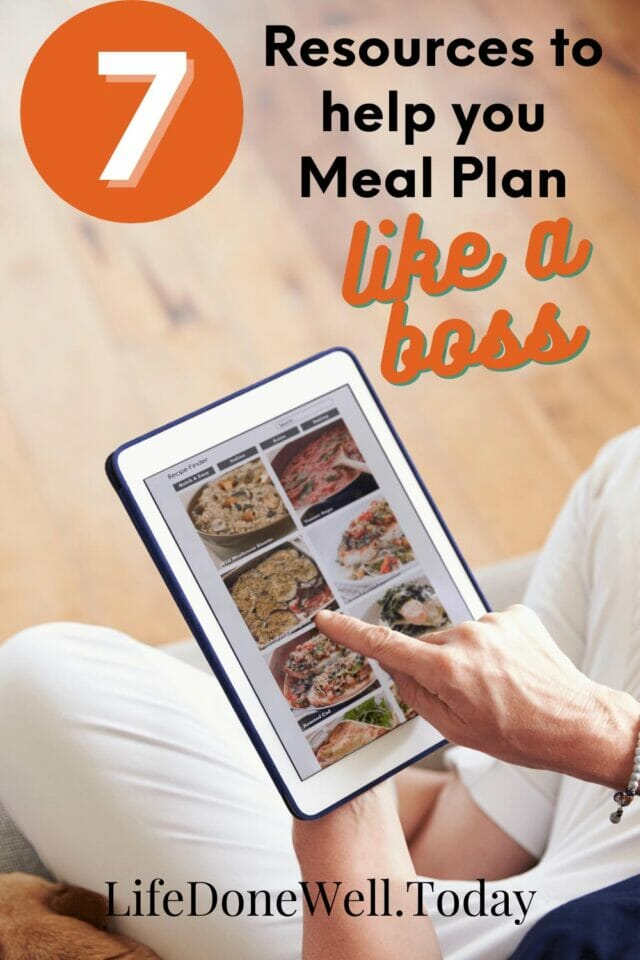 Learn meal planning from some blogger rock stars. Prepping, planning and real food perfect for families!