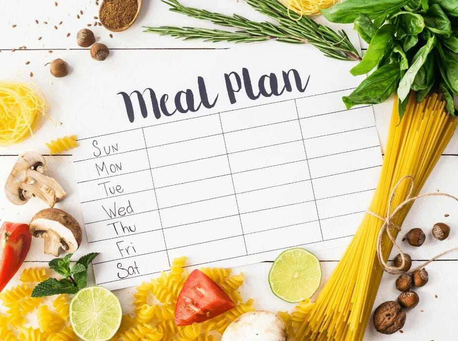 Learn meal planning from some blogger rock stars.
