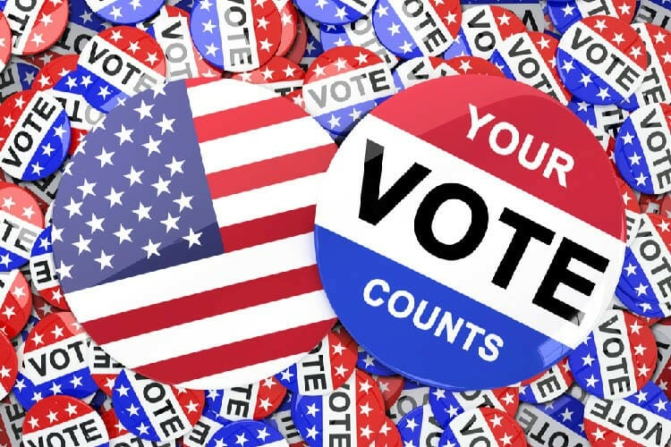 what you can do to make a political impact like voting