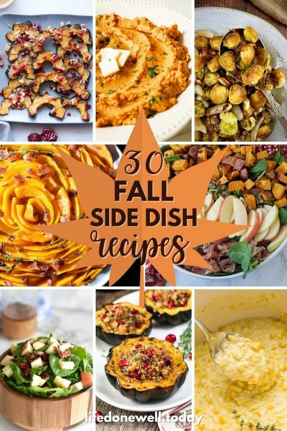 fall side dish recipes