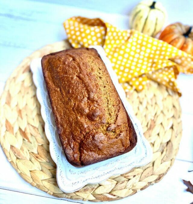 what is a go-to pumpkin bread recipe