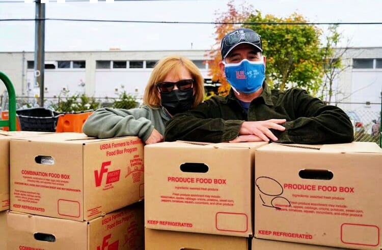 how to help local communities survive the pandemic