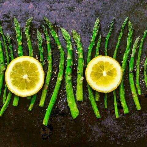Roasted Asparagus Recipe