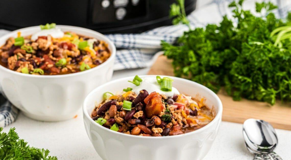 versatile chili recipes