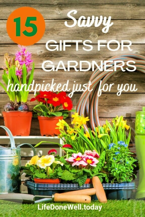 gifts for gardners