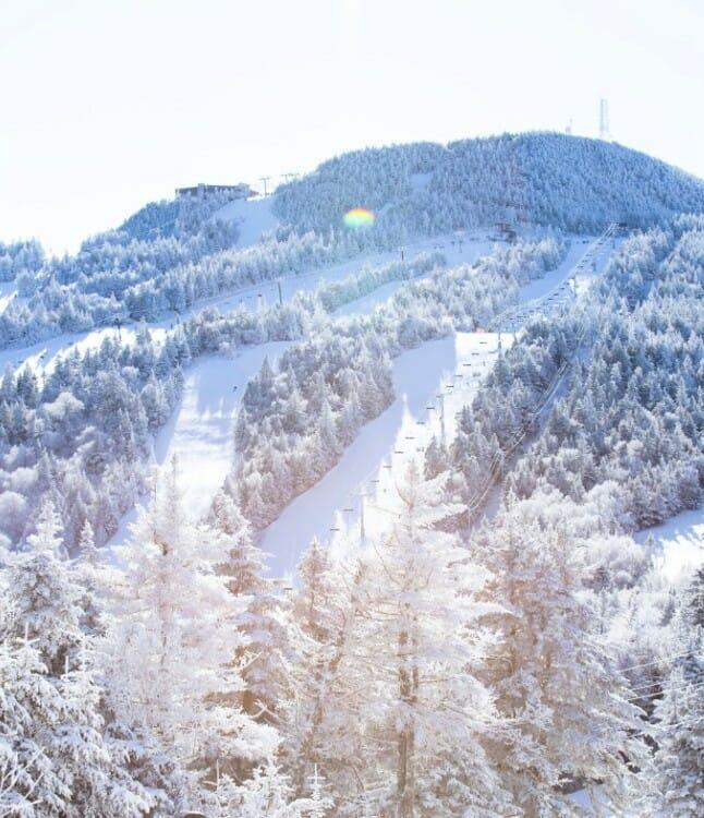 east coast ski resorts like killington