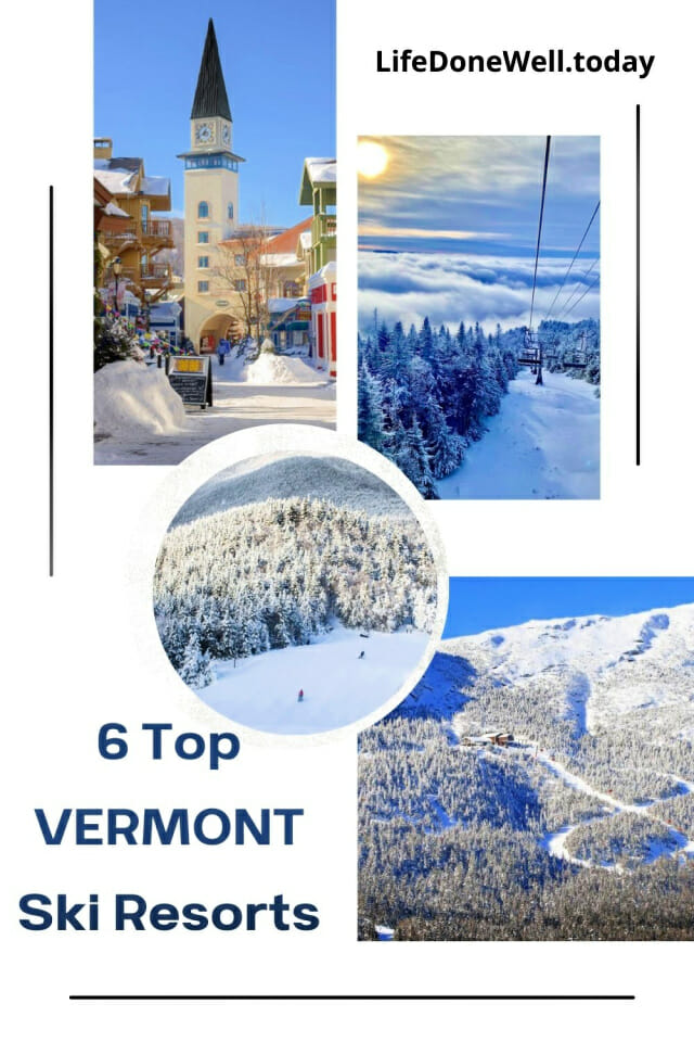 vermont ski resorts for all level skier